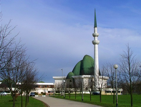 Zagreb Mosque 1987.